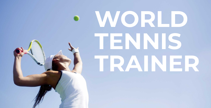 World Tennis Trainer